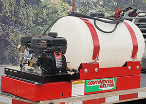 Skid Mounted Multi-Purpose Engine Driven Sprayer