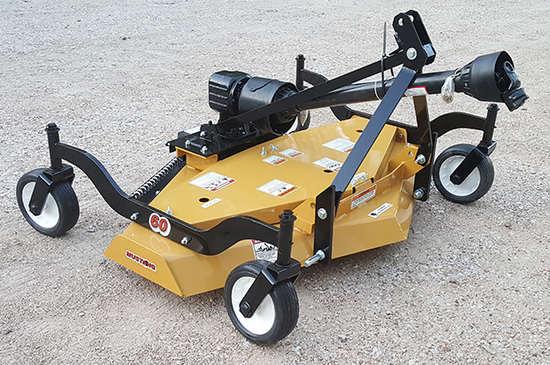 Mustang Finish Mower